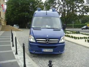 Profesjonalny przewóz osób autokarami i mikrobusami